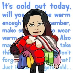 Stay warm! Sweaters, Layers, & Coats This Section